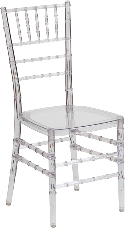 Chiavari Stackable Crystal Chair