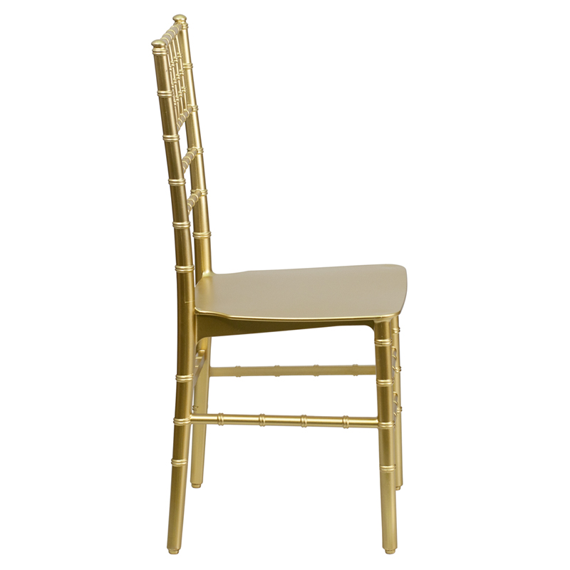 Chiavari Stackable Resin Chair