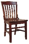 Beech Schoolhouse Chair Picture 2