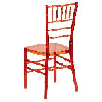 Chiavari Stackable Crystal Chair Picture 3