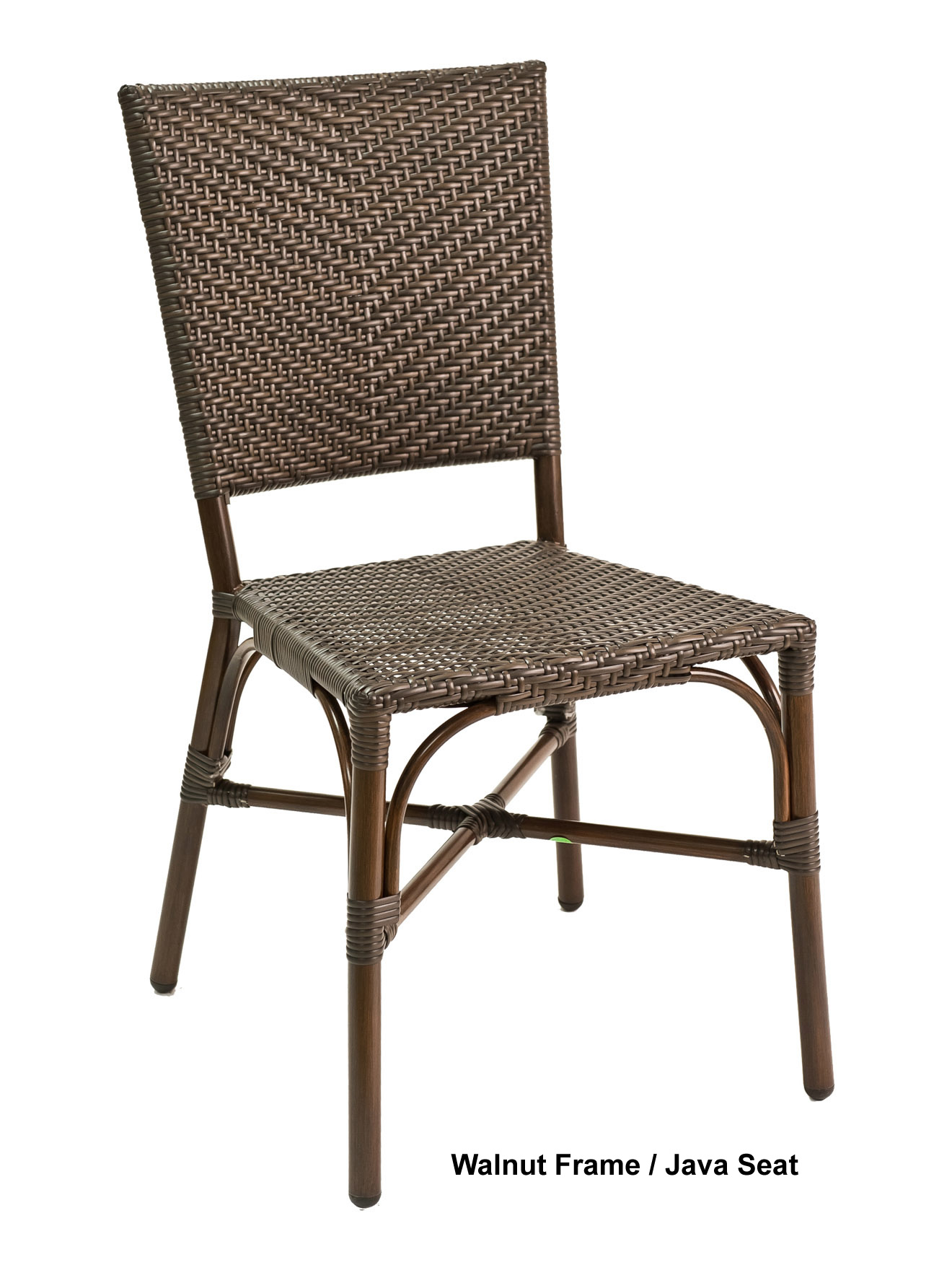 Safari Rattan Side Chair