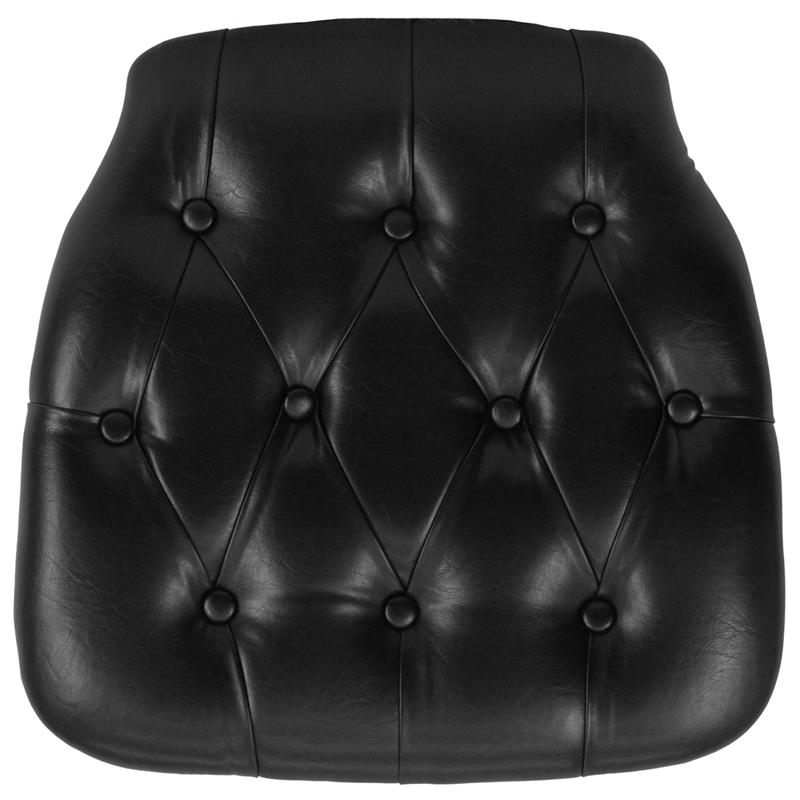 Chiavari Tufted Vinyl Chair Cushion
