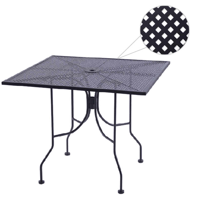Diamondback Series Outdoor Bar Height Table Picture 1