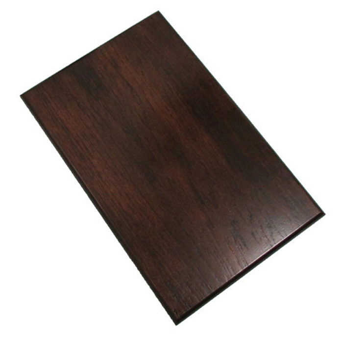 E-Wood Economy Square Table Top Picture 2
